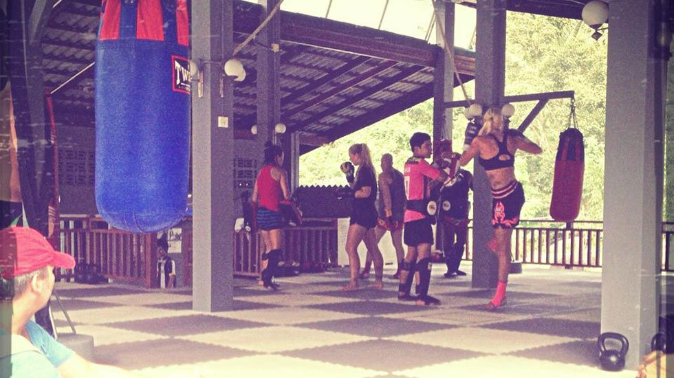 MMA and Muay Thai Boxing Training @ Monsoon Gym & Fight Club