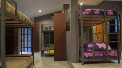 Monsoon Gym - Accomodation - Dormitory Rooms - Koh Tao
