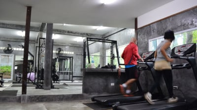 Monsoon Gym - Cardio Gym - Koh Tao