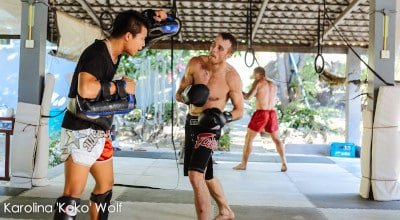 Monsoon Gym & Fight Club - Muay Thai - Boxing Skills