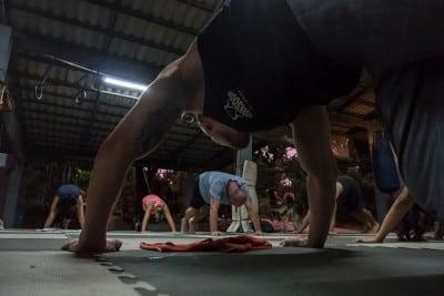 Monsoon Gym - Monsoon HIIT Classes - High-Intensity Interval Training